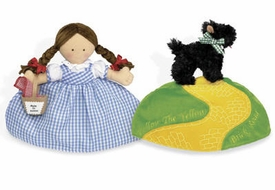 topsy turvy dorothy and toto doll