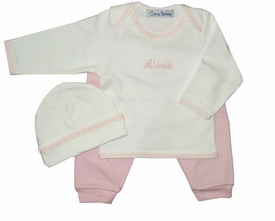 baby girl set - unavailable
