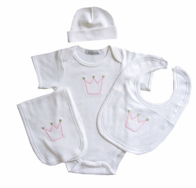 little princess layette set