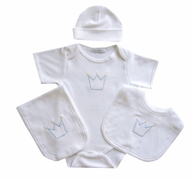 little prince layette set