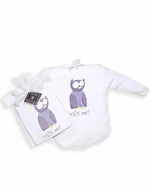 night owl layette outfit by coochie cooture