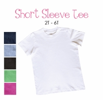 surfboard personalized short sleeve tee (toddler)