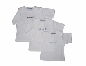 personalized infant tee