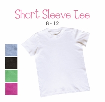 class favorite personalized short sleeve tee (youth)