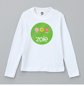 personalized lollipops tee shirt