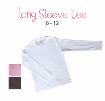 class favorite personalized long sleeve tee (youth)