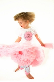 personalized big sister shirt