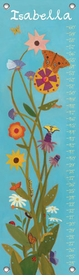 How Does My Garden Grow? Children's Personalized Growth Chart