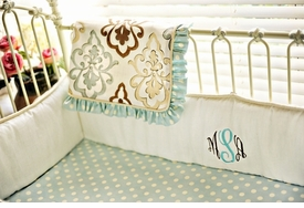 bella amore crib sheet