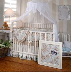 gypsy baby crib bedding by new arrivals