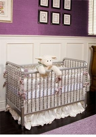 Hand Painted Cribs At Babybox Com Luxury Baby Cribs