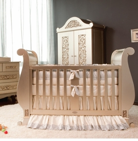 Gentil Luxury Crib Pic