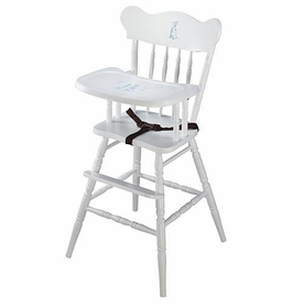 wooden high chairs <b>DISCONTINUED