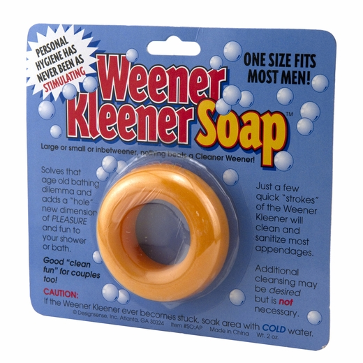 Weener Kleener - Soap To Clean Her New Penis