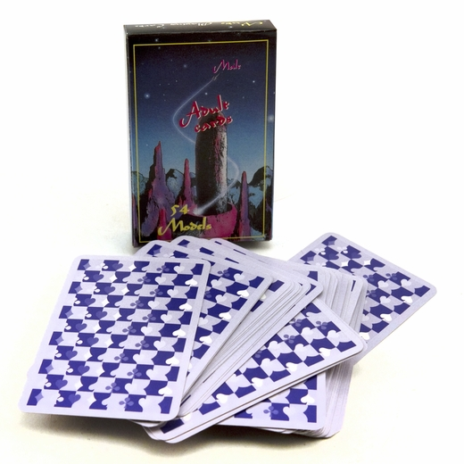 Nude Male Playing Cards
