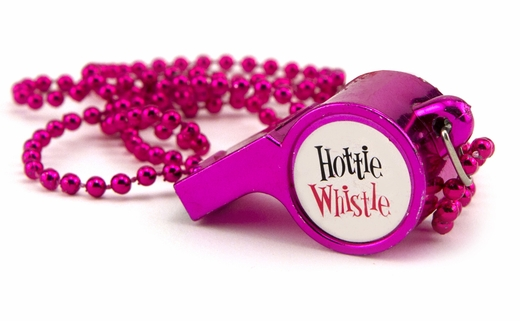 Hottie Whistle Necklace