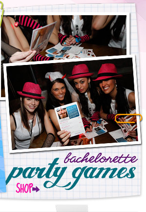 Looking for fun games to play at the bachelorette party, this is the spot for bachelorette party games.