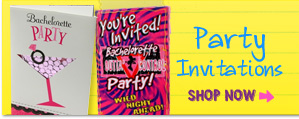 Gathering your friends for a bachelorette party is easy and anticipation for the bachelorette party will run high if you send out proper invitations