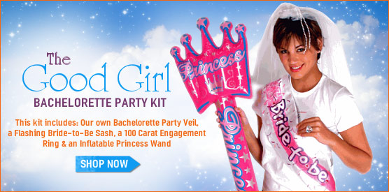 The Good Girl Bachelorette Party Kit