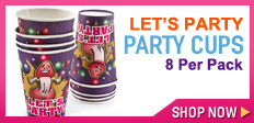 Let's Party Penis Cups