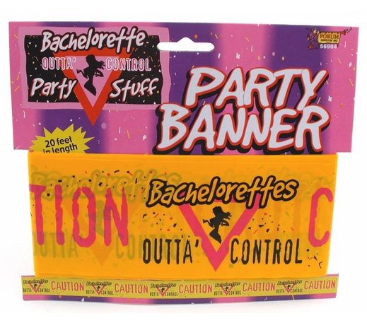 Outta Control Party Banner