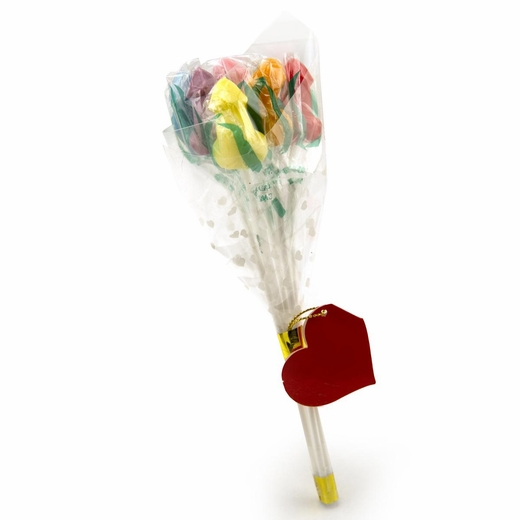 6 Penis Lollipops In A Bouquet