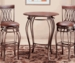 Old Steel Hillsdale Montello Bistro Bar Set