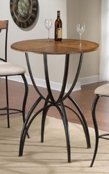 Bar Height Pacifico Bistro Table - click to enlarge
