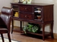 Dark Walnut Hillsdale Nottingham 5 Pc. Counter Height Dining Set - click to enlarge