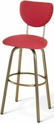 Jason Amisco Industries Metal Swivel Stool 40489 - click to enlarge