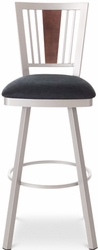 Madison Amisco Industries Swivel Stool with Memory Return - click to enlarge