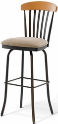 Tammy Amisco Industries Swivel Stool with Memory Return - click to enlarge