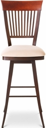 Annabelle Amisco Industries Swivel Stool with Memory Return - click to enlarge