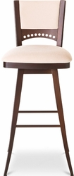 Lilly Amisco Industries Swivel Stool with Memory Return - click to enlarge