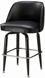 Swivel Stool with Bucket Seat - click to enlarge