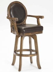 Hillsdale Warrington Bar Stool - 6125-830 - click to enlarge