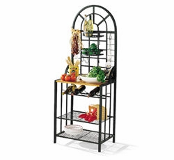 Holly & Martin Dome Baker's Rack - click to enlarge