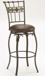 Hillsdale Lakeview Swivel Bar Stool - 4264-830 - click to enlarge