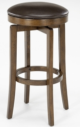 Hillsdale Brendan Backless Bar Stool in Cherry - 63452-830 - click to enlarge