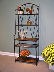 4D Concepts Metal Baker's Rack - 601512 - click to enlarge