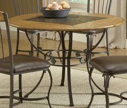 Hillsdale Lakeview Round Dining Table - 4264DTBRD - click to enlarge
