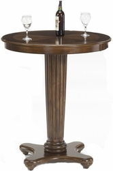 Hillsdale Ambassador Bar Height Pub Table - click to enlarge