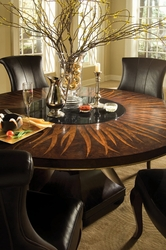 American Drew Bob Mackie Dining Table - click to enlarge