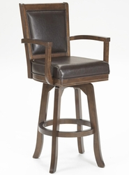 Hillsdale Ambassador Cherry Bar Stool - 6124-830 - click to enlarge