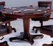 Hillsdale Furniture Ambassador Game Table - 6124GTB