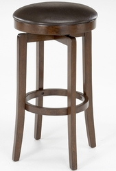 Hillsdale O'Shea Backless Cherry Bar Stool - 63454-830 - click to enlarge