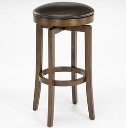 Hillsdale Brendan Backless Brown Cherry Counter Stool - 63452-826 - click to enlarge