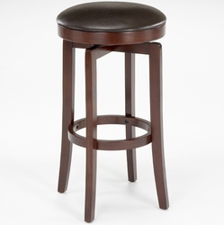 Hillsdale Malone Backless Cherry Counter Stool - 63455-826 - click to enlarge