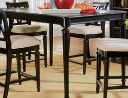 American Drew Black Camden Gathering Table - click to enlarge