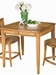 American Drew Antigua Toasted Almond Gathering Table